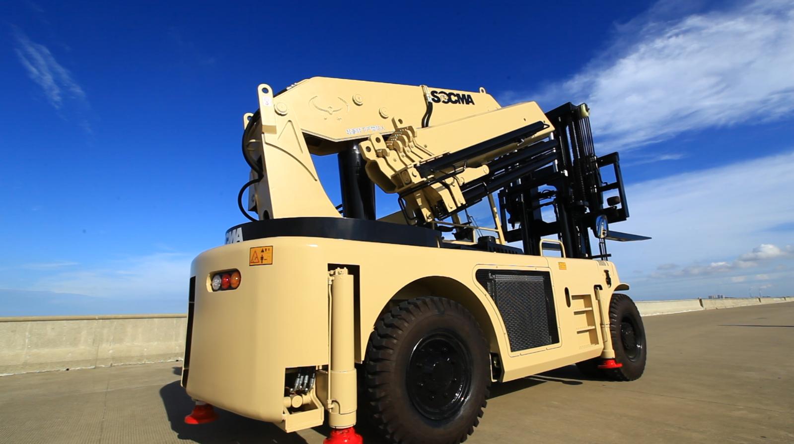 HNFC120-450叉吊车